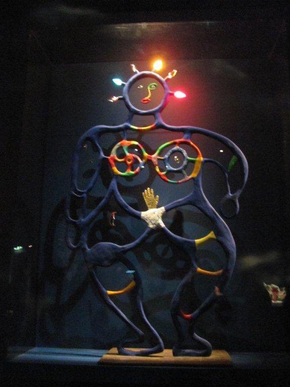 Niki de Saint Phalle au grand palais...