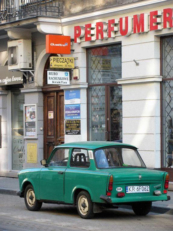 Cracovie Kazimierz, cliquez sur les flèches pour faire défiler