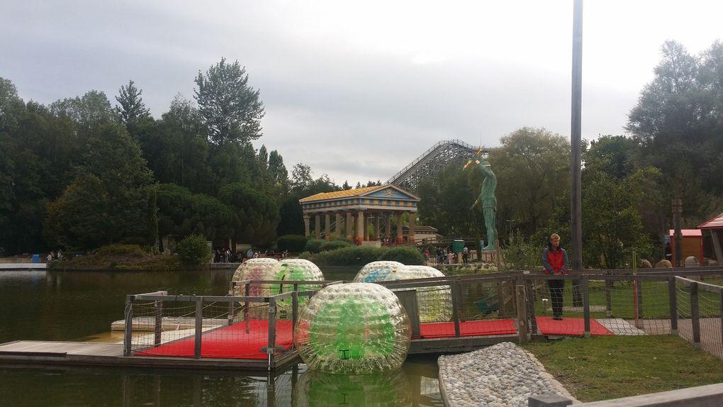 Sortie Parc Astérix