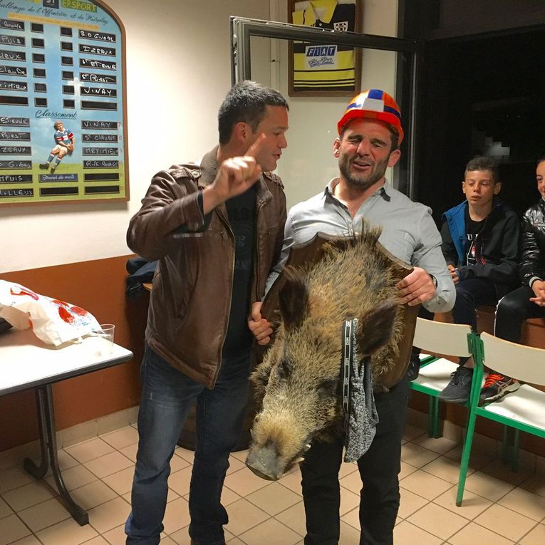 Made in Givors - RCBTP : 3 - 4 (29/04/2016)