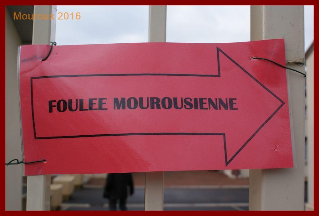 Foulées Mourousiennes 2016.