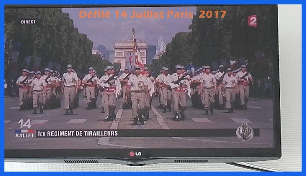 Edition spéciale 14 Juillet 2017.