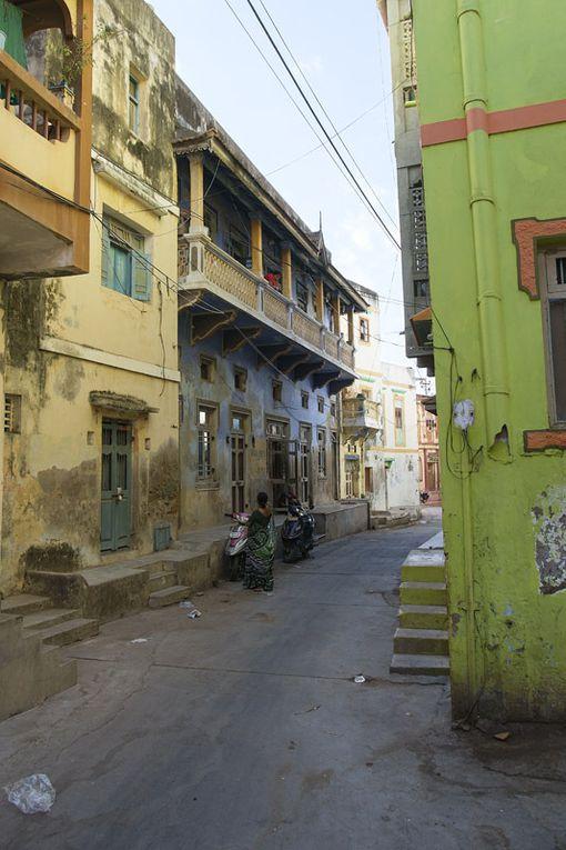 Dans les rues de Diu (cliquez pour dérouler les photos)