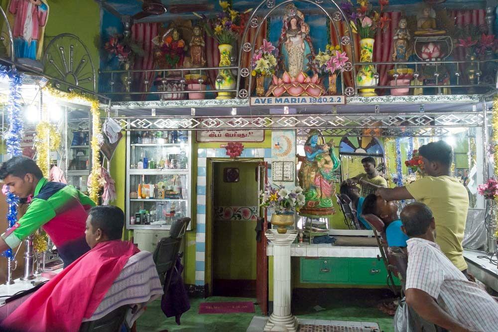 L'Imperial salon de Batticaloa (cliquez pour dérouler les photos)