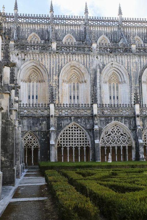 Monastère Santa Maria à Batalha (cliquez pour dérouler)