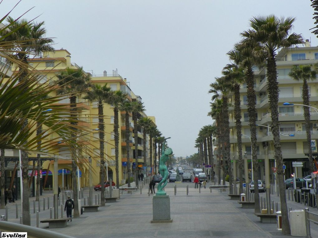 Canet Sud Place Charles Trenet Restaurant