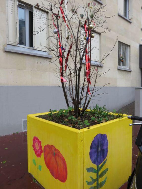 noël intergénérationnel à Elie Faure (porte de Vincennes)