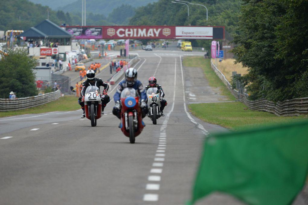 Paddoks et parades Chimay