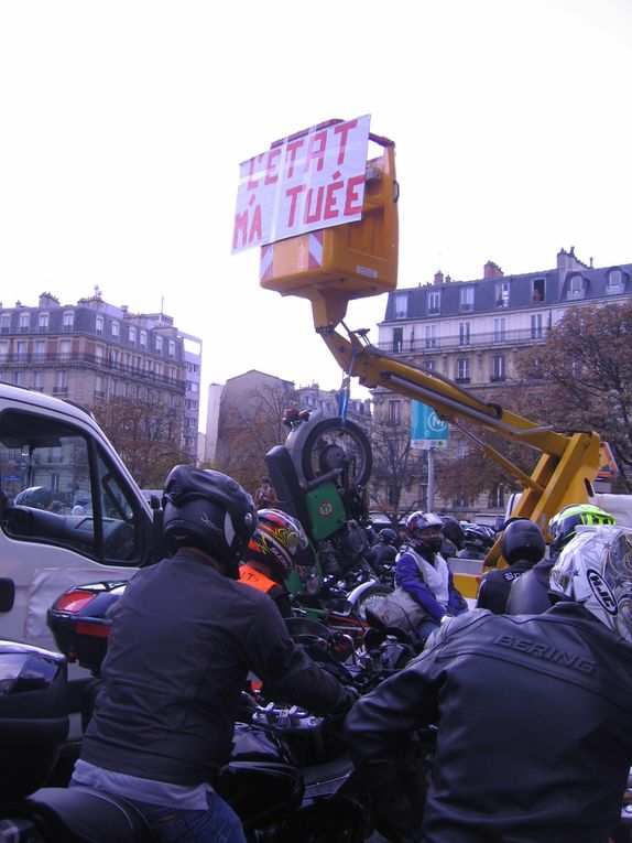 Manif FFMC Paris 10 octobre 2015
