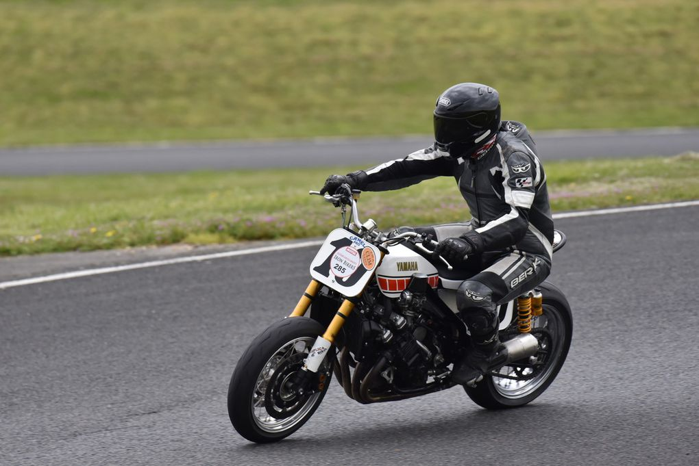 IRON BIKERS 2016 : circuit CAROLE