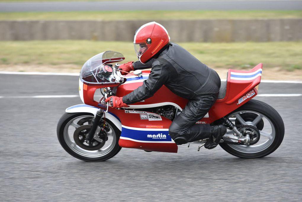Séries 50/125 - Challange Honda - moins de 500 - 500 et plus -
