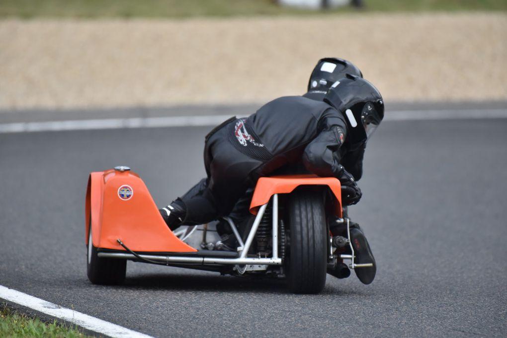 Séries GP - Anglaises - Side car