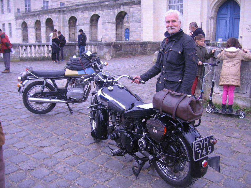 17 e Traversée de Paris en anciennes