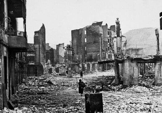 26 avril 1937 : Le bombardement nazi de Guernica