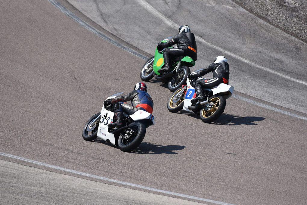 Séries A et B Grand prix 50 à 350 et 350 à 750