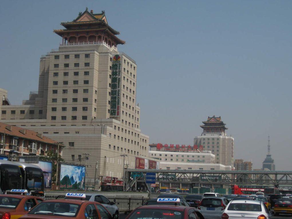Voyage en Chine, images insolites et surprenantes