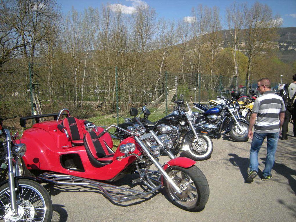 Le marché de la moto du dimanche 12 avril 2015