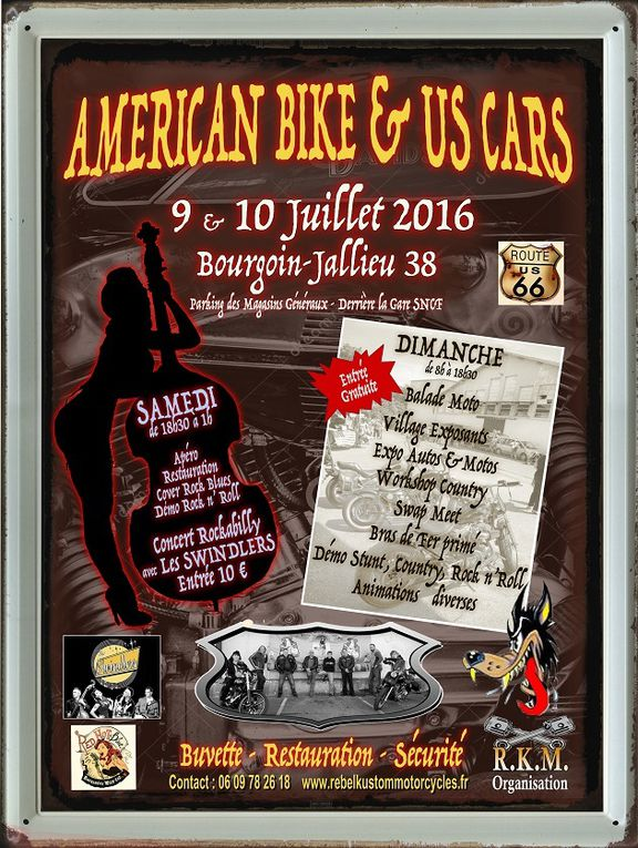 American Show Bike &amp&#x3B; US Cars