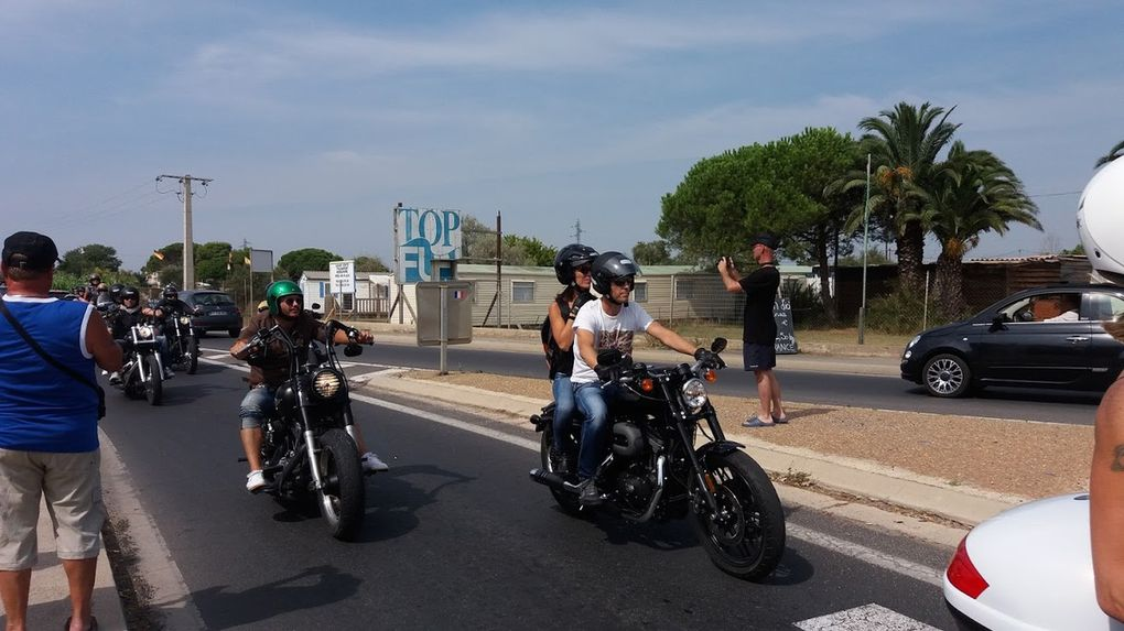28th Brescoudos Bike Week septembre 2016