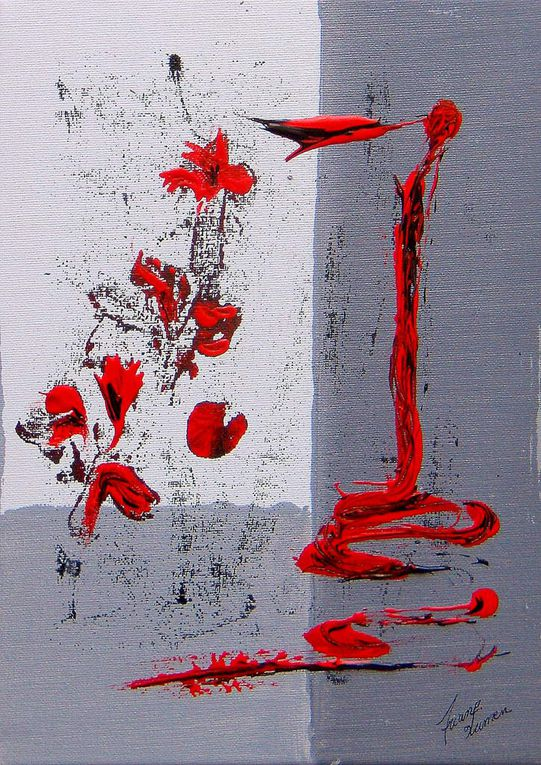 Exposition Marie-Christine Lamothe et Ariane Lumen