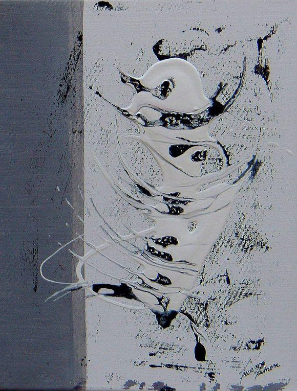 Ectoplasmes d'Ariane Lumen chez Jean-Claude Lambert