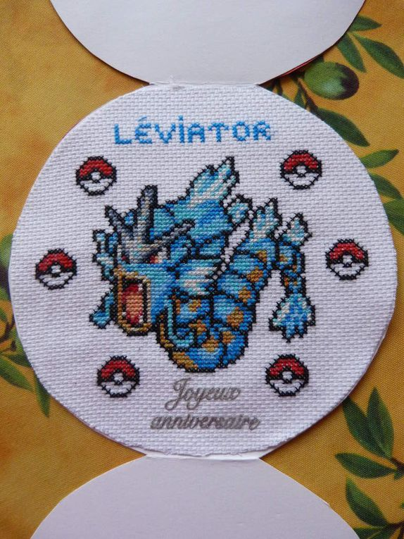 Pokémon Léviator ....