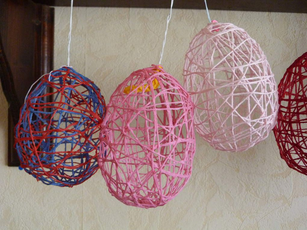 Les ateliers de Mamie  &quot&#x3B; Pâques &quot&#x3B;