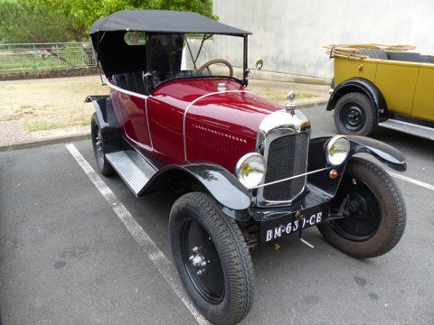Retour en images sur la journée du patrimoine automobile et mécanique