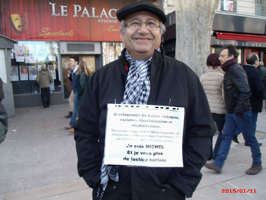 Charlie à Avignon