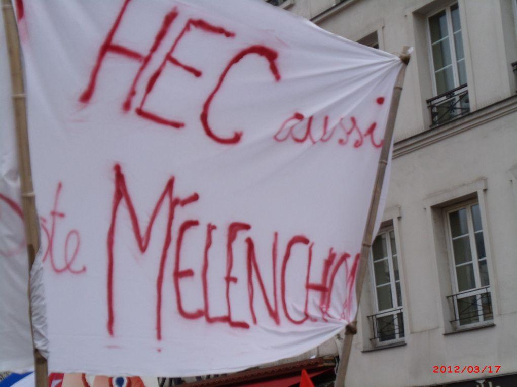 Bastille - Pour la 6ème République - mars 2012