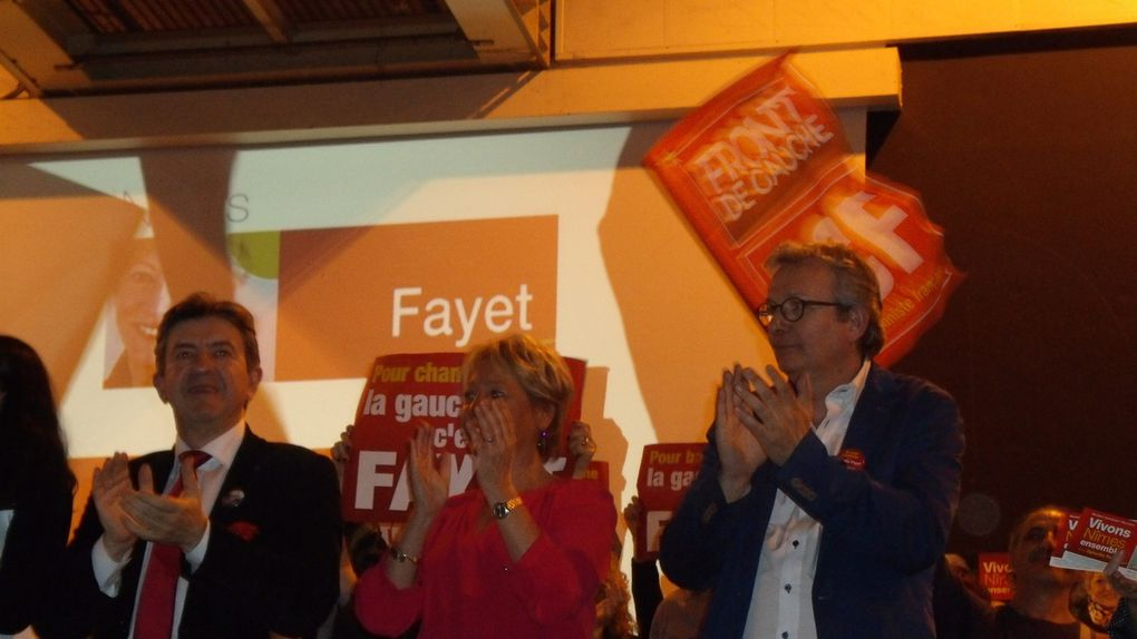 Meeting de Nîmes - Municipales