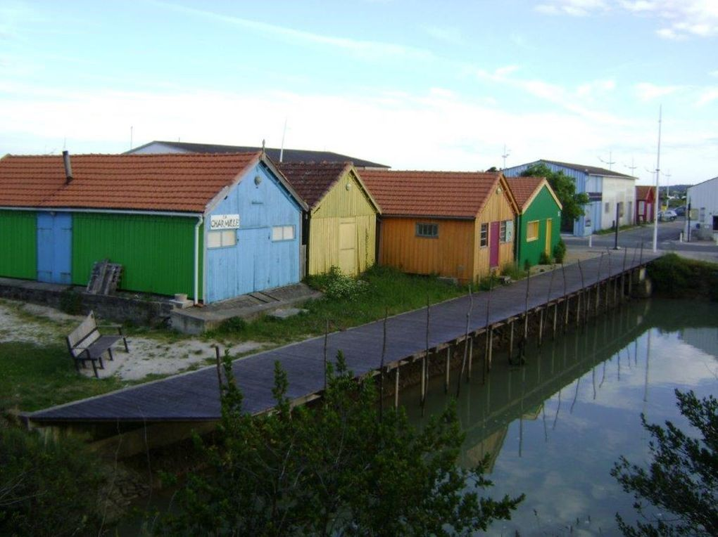 Séjour à l'île d'Oléron