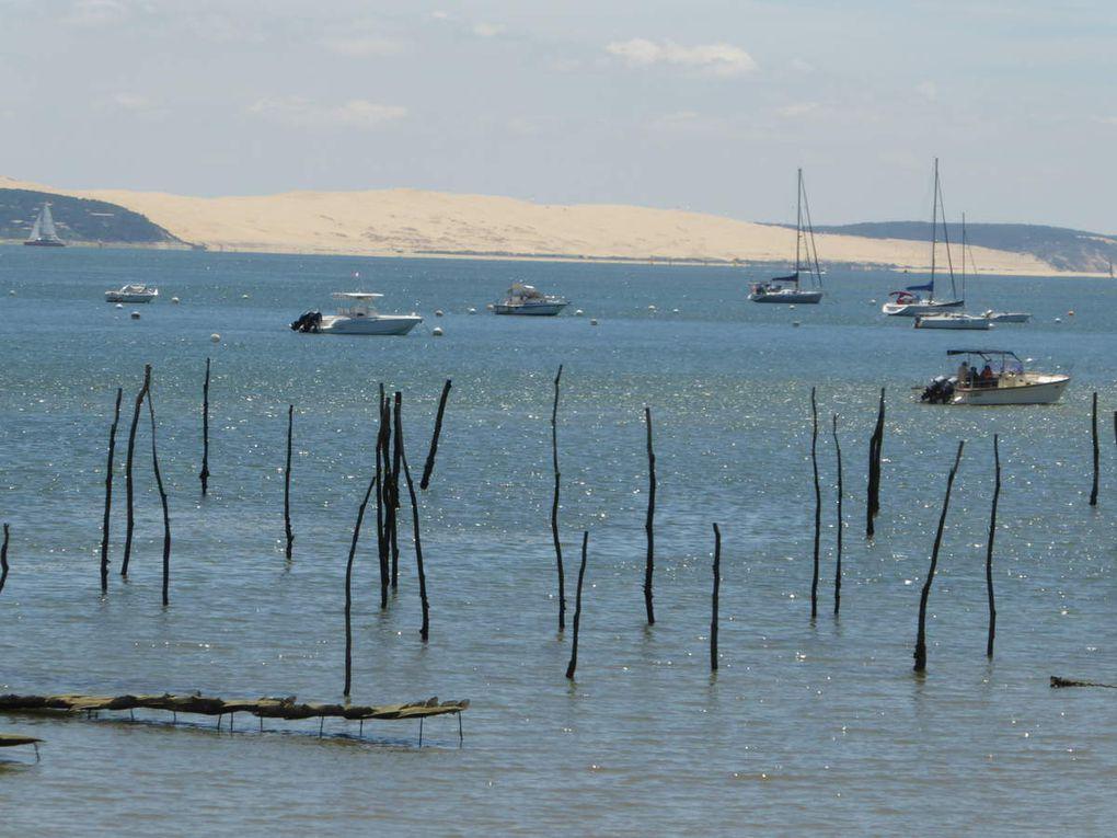 Le Sud-Ouest en Tandem et sans parapluie