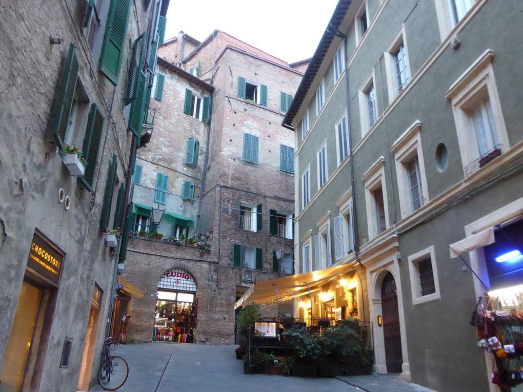 La Toscane en tandem