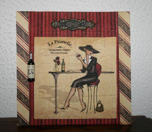 Album -3- Serviettages