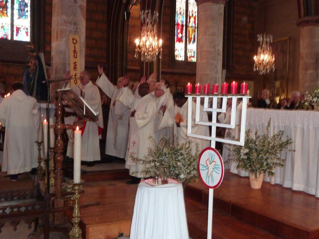 Les photos du pélerinage à Notre-Dame de la Couture le 25 mai 2015