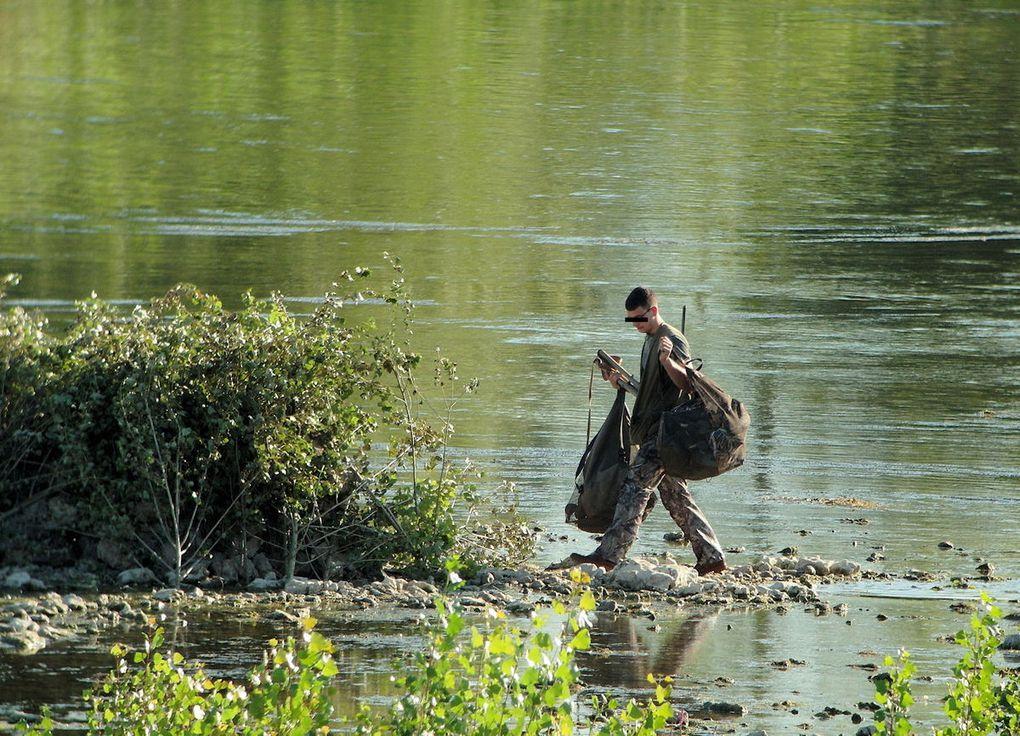 Les c*** de canardeurs font (presque) le vide dans le Val