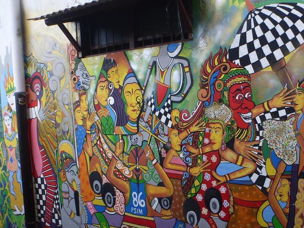Lesquels de ces graffitis saurez vous interpréter ?