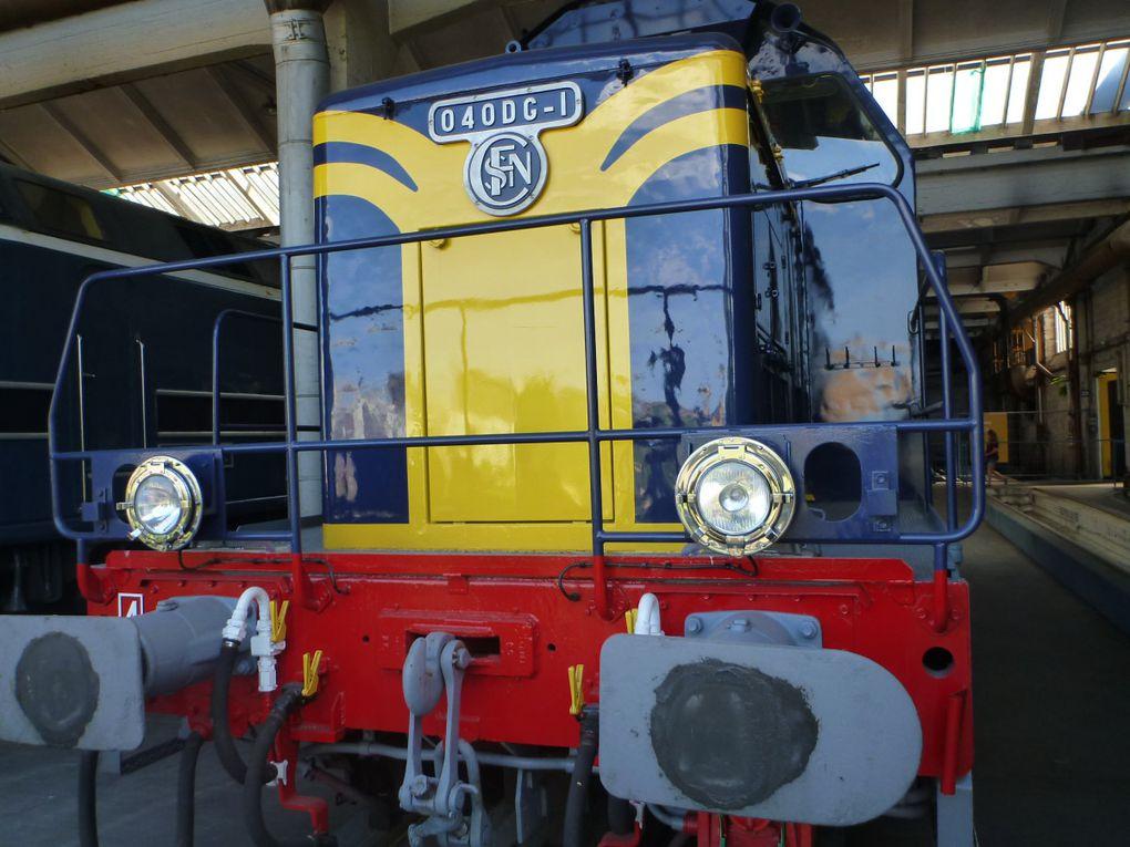 De grands trains à Paris