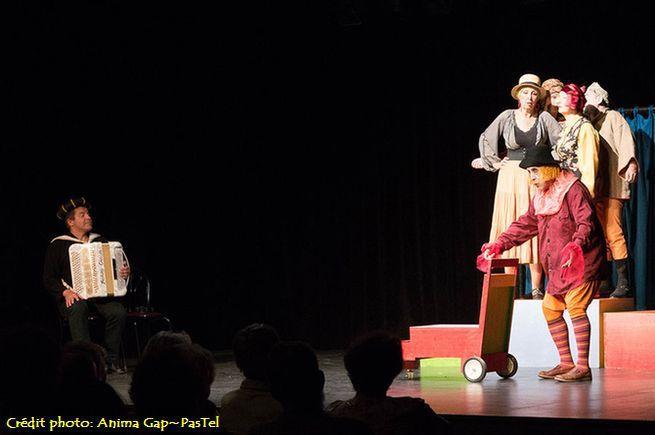 Festival Gaby Laboucarie 2015, 34ème édition