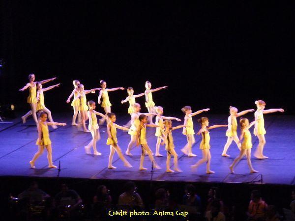 Spectacle de danse « Les comédies musicales » à Gap