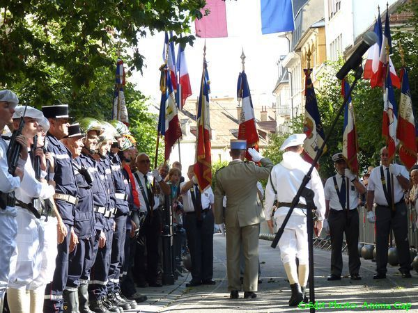 Fête Nationale 2016 à Gap