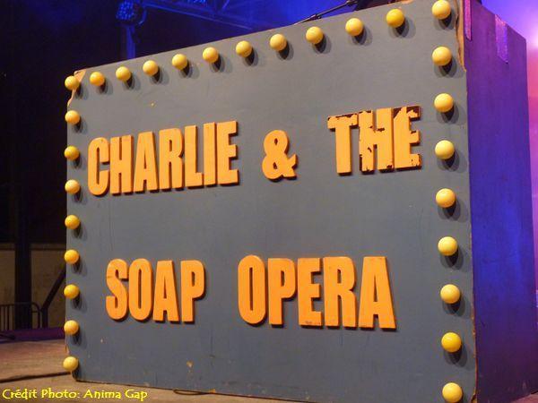 A Gap, Charlie &amp&#x3B; the Soap Opera
