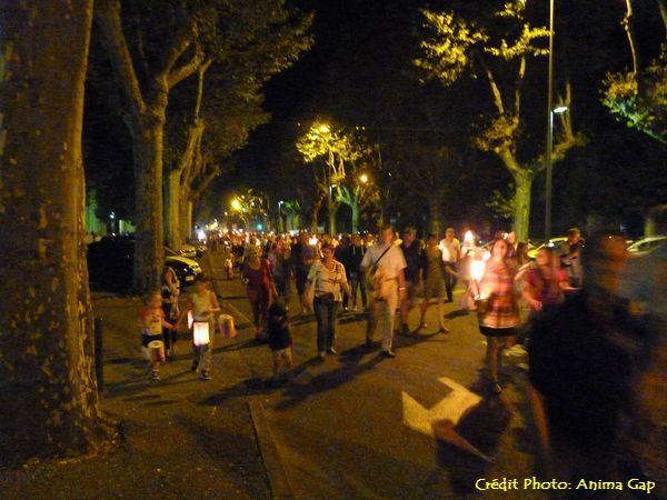 Gap fête la Saint-Arnoux 2016