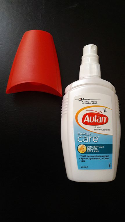 Autan Family Care - Lotion en spray