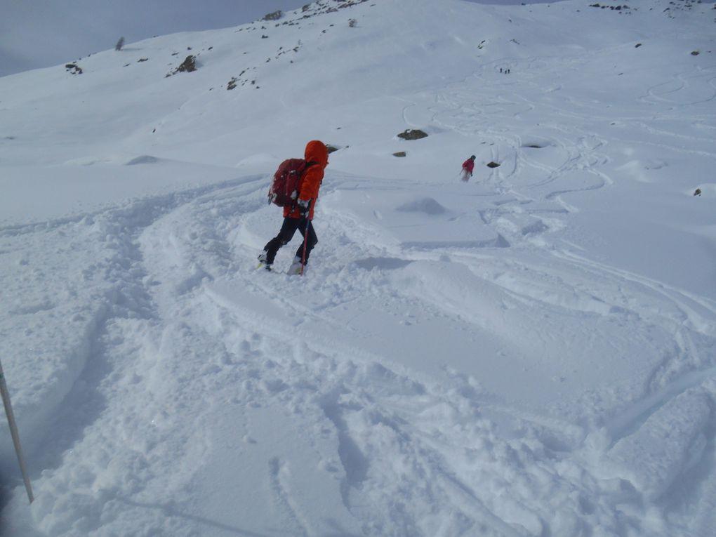 Stage neige à  Pelvoux