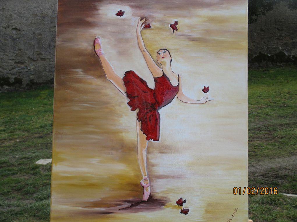 rhea of sky (tableau N°37)