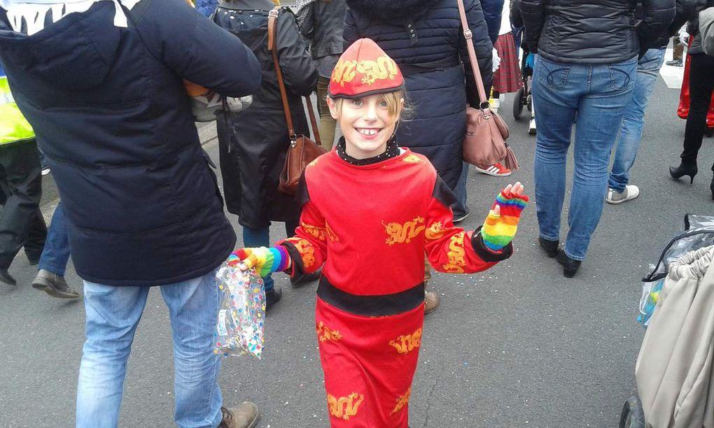 Carnaval : &quot&#x3B;les pays du monde&quot&#x3B;