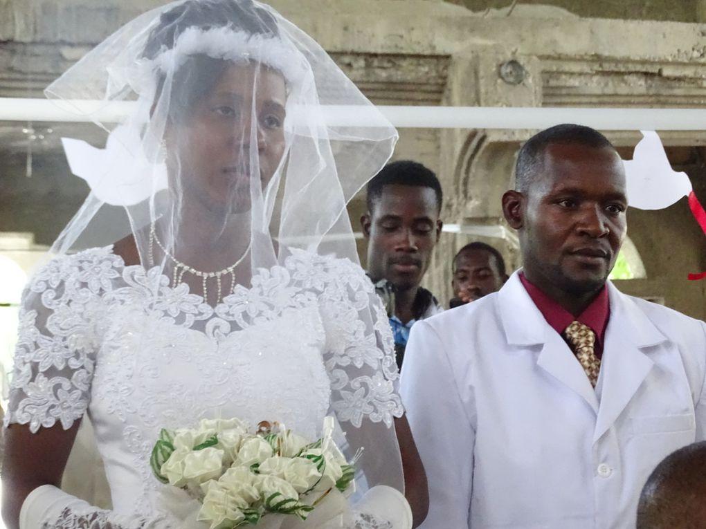 Un mariage et une graduation