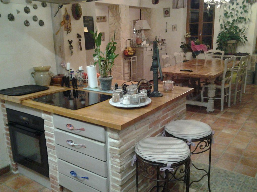 ma recette pour restaurer des vieux meubles et les relooker en gris et coquille d 39 oeuf les. Black Bedroom Furniture Sets. Home Design Ideas